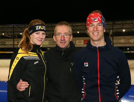 Jan, Björn en Bianca Bakker over het geheim van natuurijs.....
