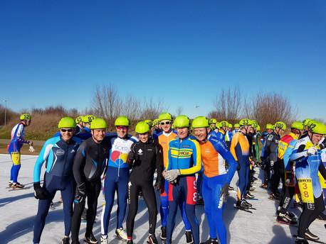 Marathonweekend Flevoland biedt perspectief .