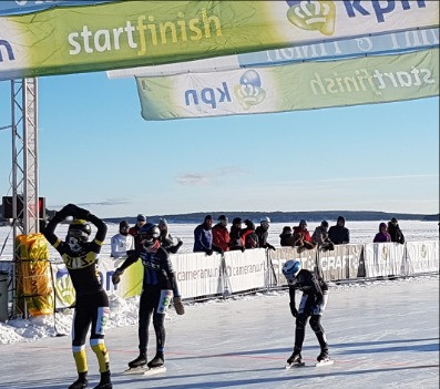 Corina Strikwerda niet bij de opening van het marathonseizoen