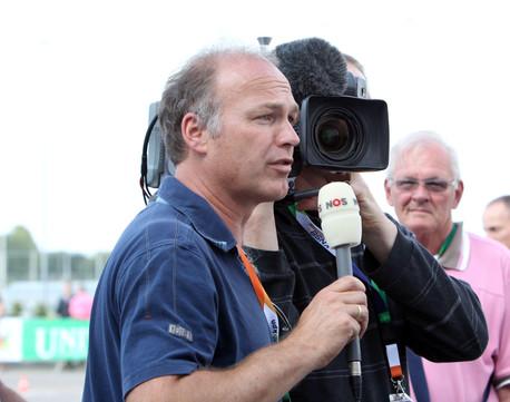 Terugblik: Herbert Dijkstra verrassend naar sprintzege Amsterdam