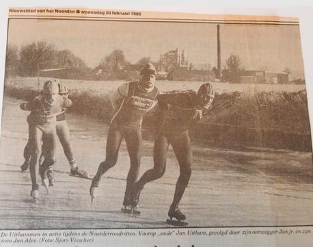 Noorderrondritten 19 februari 1985