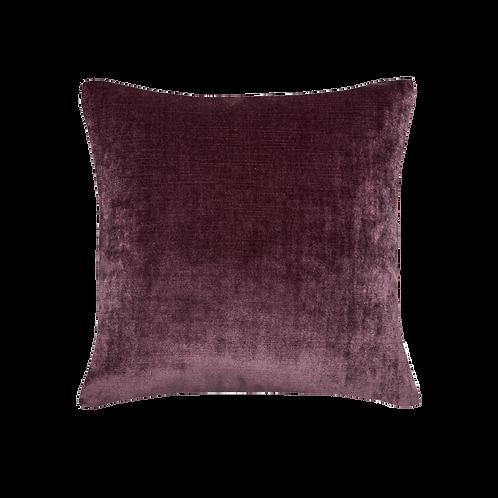 Emily Mauve Pillow Cover