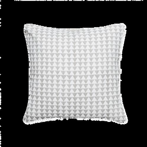 Pricilla Grey Pillow Cover