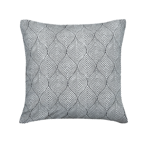 Carly Onyx Pillow Cover