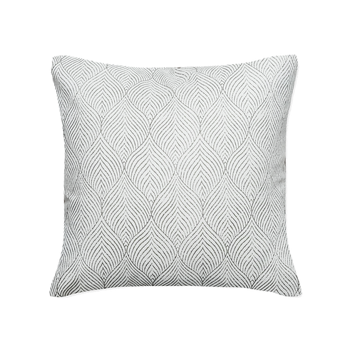 Carly Grey Pillow Cover