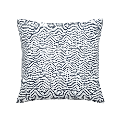 Carly Navy Pillow Cover