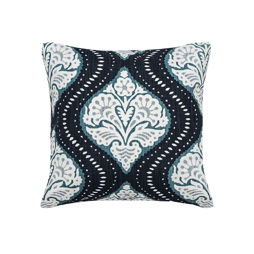 Tiffany Navy Pillow Cover
