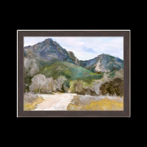 A Mountainous Path