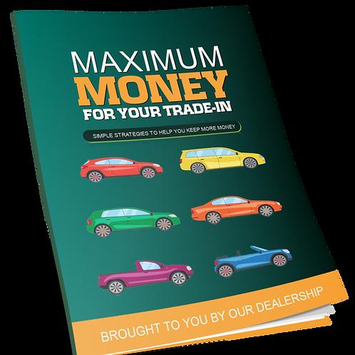 Max-Money Checklist - Special Report