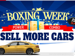 Sell More Cars With This Holiday Power Combo