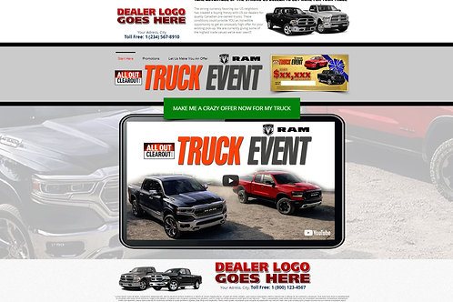 Truck Event Upgrade (Example with FCA)