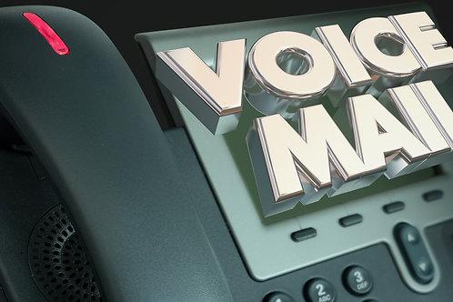 Voice Mail Drop