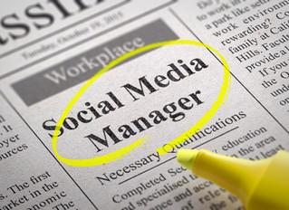 Car Dealership Community and Social Media Manager Job Descriptions