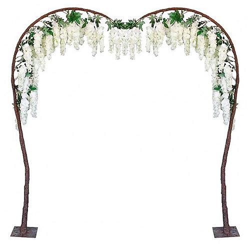 Cream Wisteria Arches - 2.3m