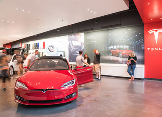 How Tesla and Other Cutting-Edge Brands Combine Tech Marketing and Desire