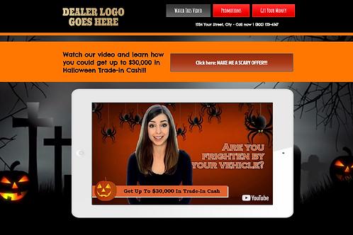 Halloween Upgrade Challenge Event