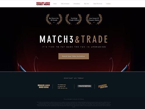 Match3AndTrade Upgrade Event
