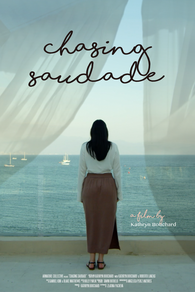 Poster Released for Chasing Saudade