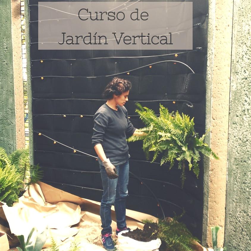 Curso de Jardín Vertical