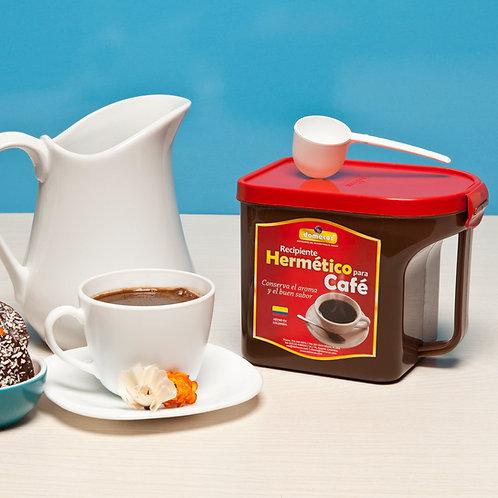 Recipiente Hermético para Café
