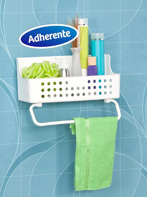 Organizador Baño Adherente