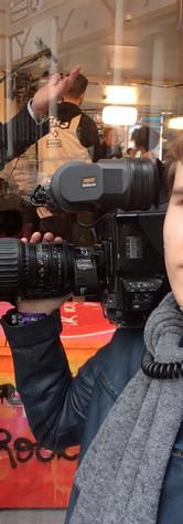 Live camera tijdens 3FM Serious Request (Glazen Huis) in Apeldoorn