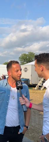 Bospop TV Report met James Morrison