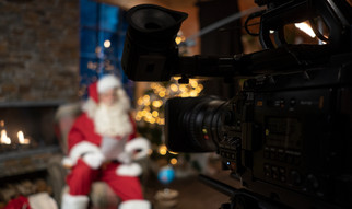 Discovery Christmas Wishes Behind the Scenes
