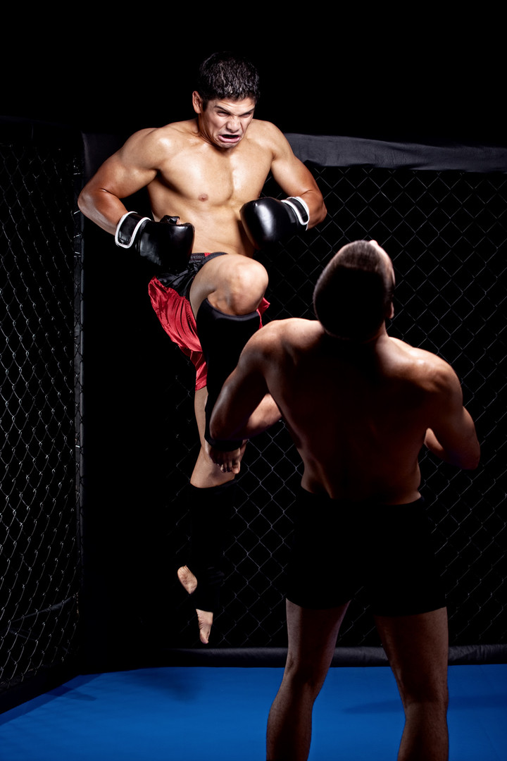 """Is This MMA's """"Knockout of The Year...?"""""""