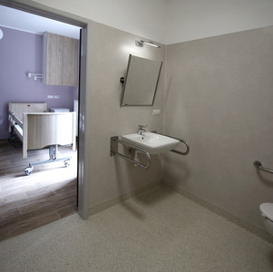 Łazienka i pokój