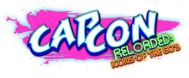 capcon reloaded transparent_capcon logo