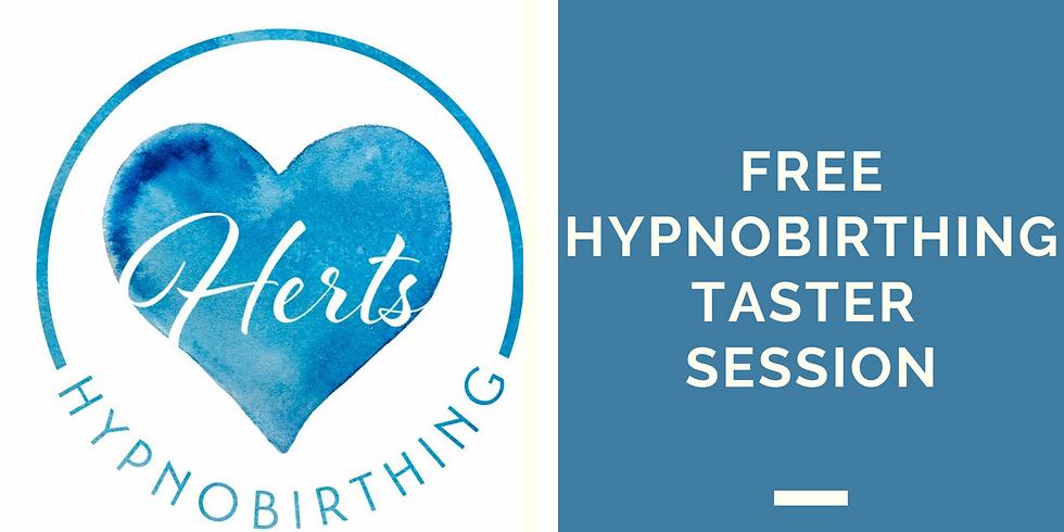 FREE Hypnobirthing Taster