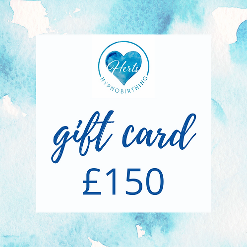 £150 Gift Card