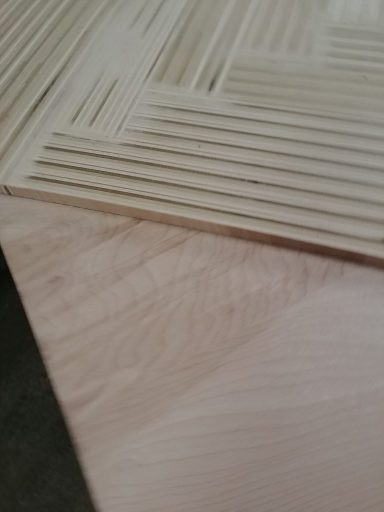 This is how we laid out our herringbone pattern on the modern sliding barn door.