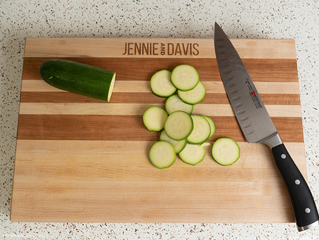 Best Selling Cutting Board Prototype