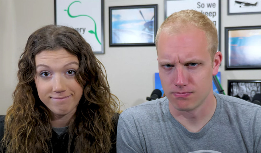 This was our frustrated mood while dealing with a bank account for our small business.