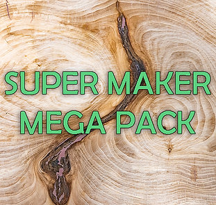 Super Maker Mega Pack