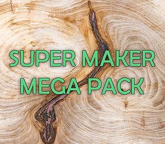 Super Maker Mega Pack