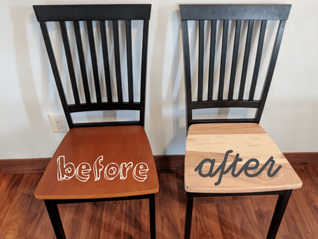 Ikea Hack Kitchen Chairs