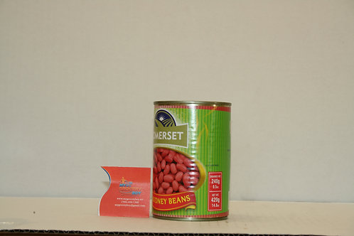 Somerset Red Kidney Beans 8.5oz
