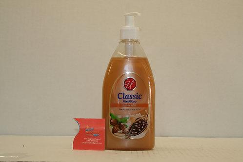 U Classic Hand Soap Cocoa Butter 13.5oz