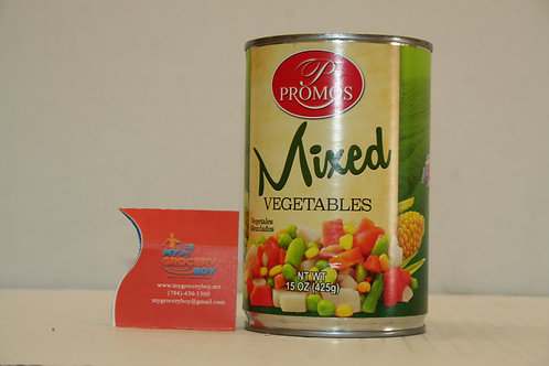 Promos Mixed Vegetables 15oz