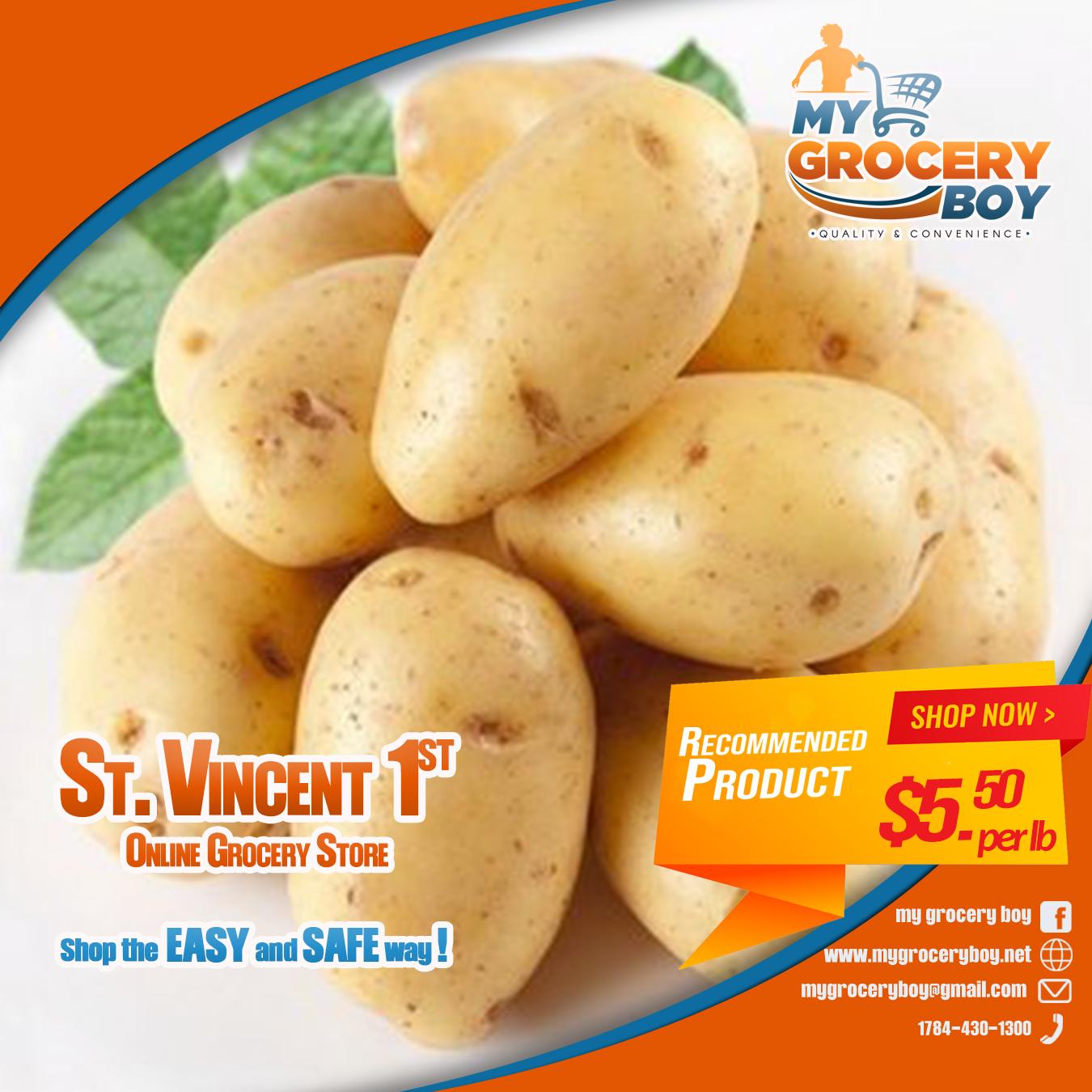 english potato
