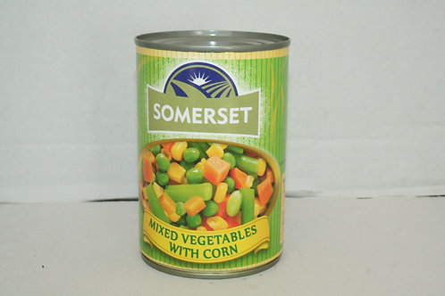 Somerset Mixed Vegetable With Corn  9oz