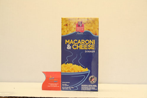 Best Value Premium Macaroni & Cheese Dinner 177g