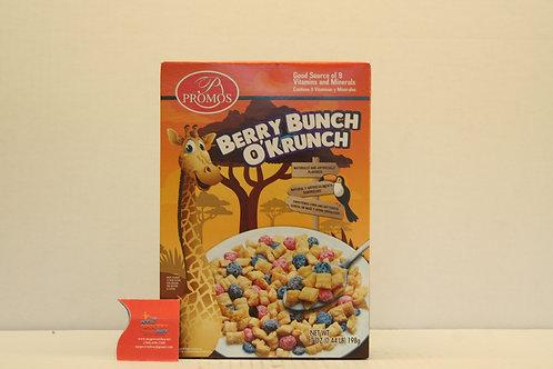 Promos Berry Bunch O'Krunch 7oz