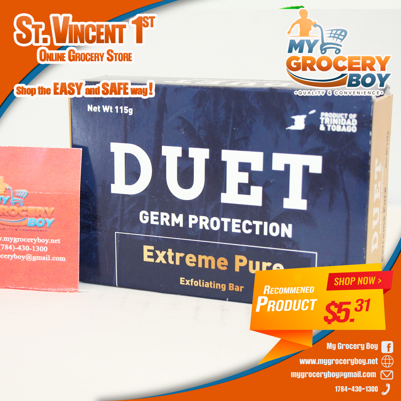duet extreme pure