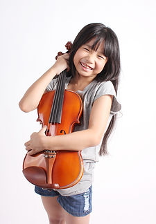 Violin student lessons in North County