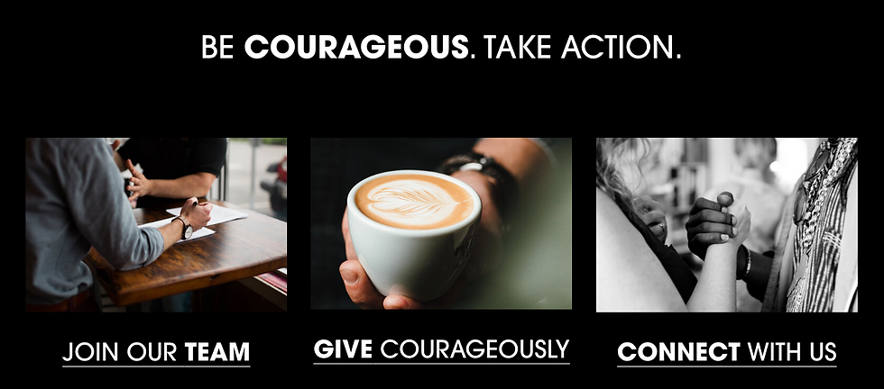 619 Sycamore Avenue, Vista, CA, Courageous Church SD, Be courageous.png