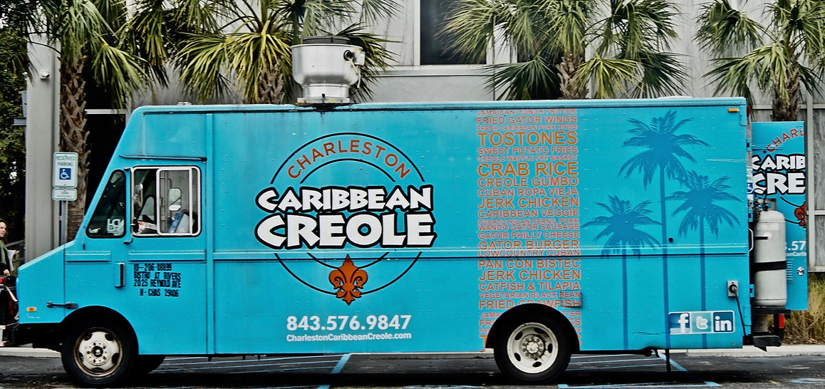 Food Truck And Catering Services In Charleston